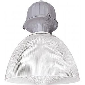 Металлогалогенный прожектор AL9105 купольный 400W E40 230V, серый