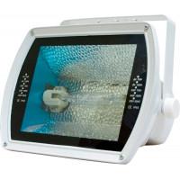Металлогалогенный прожектор SP70 на скобе с пускателем 150W R7S 230V, белый