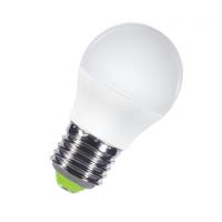 Лампа светодиод. LEDР45 7,5Вт 220В Е27 4000К 600Лм Холодный свет