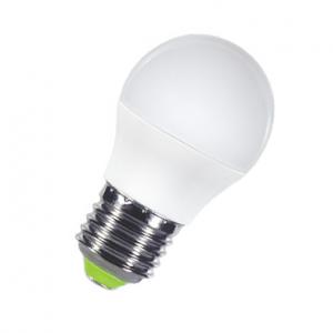 Светодиодная лампа В45-шарик 3,5Вт Е27 300Лм теплый свет 3000К