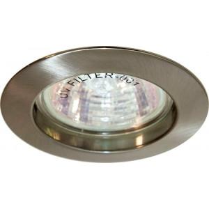 Светильник встраиваемый DL307 потолочный MR16 G5.3 титан