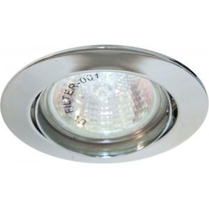 Светильник встраиваемый DL308 потолочный MR16 G5.3 хром