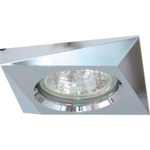 Светильник встраиваемый DL230 потолочный MR16 G5.3 хром