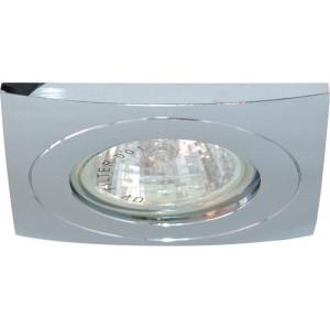 Светильник встраиваемый DL231 потолочный MR16 G5.3 хром