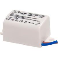 Трансформатор электронный для светодиодной ленты 6W 12V (драйвер), LB003