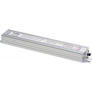 Трансформатор электронный для светодиодной ленты 30W 12V IP67 (драйвер), LB004