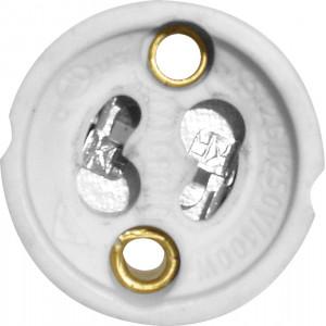Патрон для галогенных ламп, 230V GU10, LH34