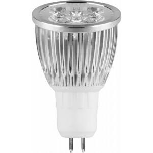 Лампа светодиодная LB-108 MR16 G5.3 5W 6400K