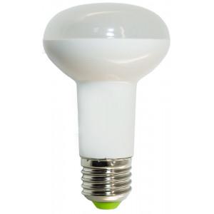 Светодиодная лампа LED-R63-econom 5.0Вт 220В Е27 3000К 400Лм Теплый свет