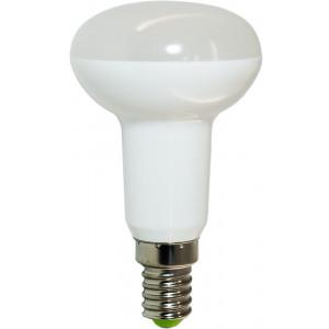 Лампа СВЕТОДИОДНАЯ LED R50 3Вт 220В Е14 3000К Теплый свет