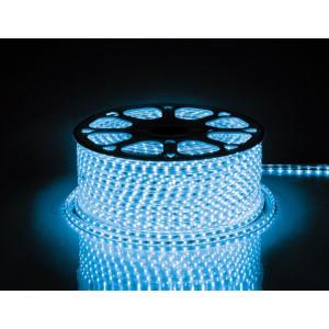 Cветодиодная LED лента LS704, 60SMD(2835)/м 4.4Вт/м 100м IP68 220V синий
