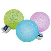 Световая фигура 3шт*1LED; цвет свечения: RGB; диаметр: 8 см; контроллер; LT034