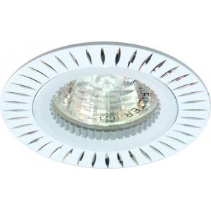 Светильник встраиваемый GS-M394 потолочный MR16 G5.3 белый