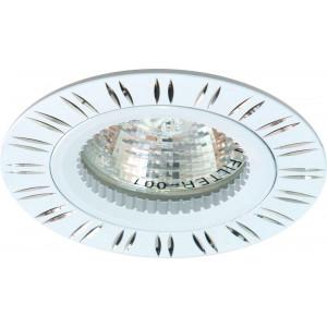 Светильник встраиваемый GS-M393 потолочный MR16 G5.3 белый