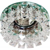 Светильник встраиваемый CD2929 потолочный MR16 G5.3 прозрачный