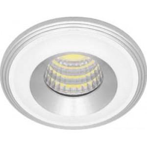 Светодиодный светильник LN003 встраиваемый 3W 4000K хром