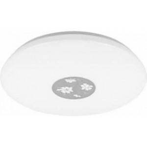 Светодиодный светильник накладной AL679 тарелка 24W 4000K белый