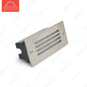 Светодиодный встраиваемый светильник A03-9L220V-3W (45*110) - Белый