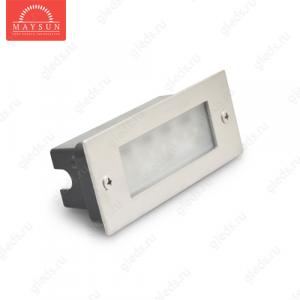 Светодиодный встраиваемый светильник A04B-24L220V-5W (70*170) - Белый