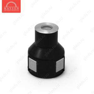 Грунтовый светодиодный светильник B2AR0106 DC24V 3.6W 30' IP67 d50*H71 RGB (3 in 1)
