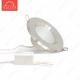 Светодиодный точечный светильник TH-100-5W Универсальный белый d100 мм (Хром корпус)-400lm