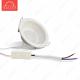 Светодиодный точечный светильник TH-130-11W Универсальный белый d130 мм (Белый корпус)-600lm (B-05-L)