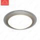 Накладной светодиодный светильник ALR-16 AC170-265V 16W d330мм*H70мм Холодный белый 1400ml (Прозрачный корпус)
