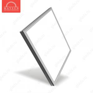 Светодиодный накладной ультратонкий светильник BLR-39/PS-DL39-600х600 AC220V 41,5W Холодный белый 3300lm