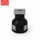 Грунтовый светодиодный светильник C2AS0106 DC24V 3.6W 45' IP67 H71 (50*50) RGB (3 in 1) (асимметричная линза)