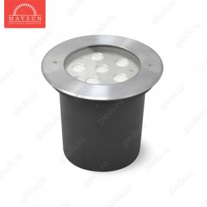 Грунтовый светодиодный светильник FC2BFR0657 AC240V 6X2W IP67 (Теплый белый) (C2BE0636 WW)