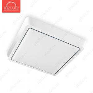 Накладной светодиодный светильник DLS-8 AC220V 8W d185 х h35 мм (Теплый белый) 768lm (A-07-R) (B-09-L)