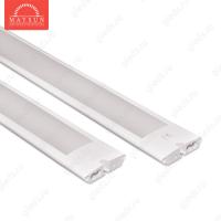 Светодиодный светильник ES-SLIM-12W 457x62x12mm AC170-265V (Универсальный белый)