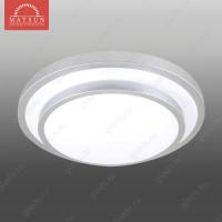 Люминесцентный накладной светильник ES8010-40W AC220V d408*H105 (6400К)