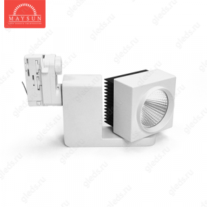 Трековый светильник ES-TRACK-30W-S AC 170-265V (Универсальный белый)