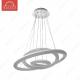 """Накладной управляемый светодиодный светильник """"Gravitаcia"""" 80W R-648-WHITE-IP44-220V"""