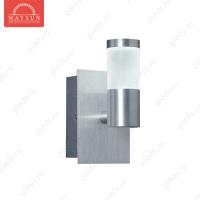 Светодиодный светильник LightLine HWE-2011A AC230V 1W Тёплый белый (в комплекте с драйвером на 3W) (B-03-R)-150lm