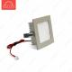 Светодиодный светильник LightLine LBE-078 DC3.4V 3W 700mA IP20 (90*90)*H37 mm Холодный белый (A-03-L)