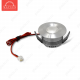 Светодиодный светильник LightLine LBE-103 / E32 DC3.4V 3W 700mA d42*H28 mm Теплый белый (B-01-R)-150lm