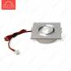 Светодиодный светильник LightLine LBE-202/WH DC3.4V 3W 700mA IP20 (60*60)*H23 mm Холодный белый (B-02-R)-180lm