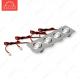 Светодиодный светильник LightLine LBE-2024/WH DC3.4V 350mA IP20 (216*60)*H23 mm Холодный белый (A-03-R)-720lm