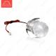 Светодиодный светильник LightLine LBE-603 DC3.4V 3W 700mA d40*H58 mm Холодный белый (B-03-R)-180lm