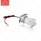 Светодиодный светильник LightLine LBE-608 DC3.4V 3W 700mA d38*H76 mm Холодный белый (B-03-R)-180lm