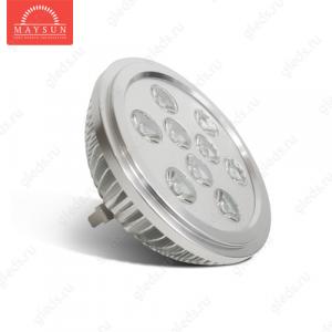 Светодиодная лампа Estares LED-AR111-220V G53 9W (Теплая белая)
