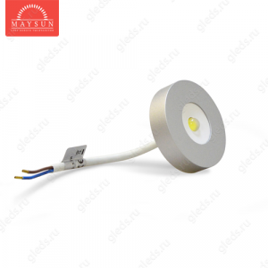 Светодиодный светильник LightLine LYE0010 (Холодный белый) 220V 3.3W (B-03-R)