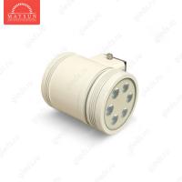 Архитектурный светодиодный светильник MS-6L220V AC110-265V-15W (Теплый белый) Бежевый корпус
