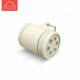 Архитектурный светодиодный светильник MS-6L220V AC110-265V-15W (Холодный белый) Бежевый корпус