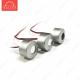 Мебельные светодиодные светильники (Комплект) MS-K303P-1 уг.30' 1LEDx3шт. (3W) c адаптером ТЕПЛЫЙ БЕЛЫЙ