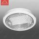 Светильник люминесцентный накладной N-245 прозрачное стекло 45W d343*H55 6400К (A-01-R) (D-08-R) Z-3