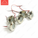 Мебельные светодиодные светильники (Комплект) P-03A-6LED Желтый, 5 светильников+БлокПитания