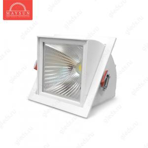 Встраиваемый поворотный светодиодный светильник TS-10W AC 170-265V (Холодный белый)